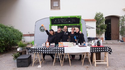 Rodaje & Catering para Arcadia Motion Pictures
